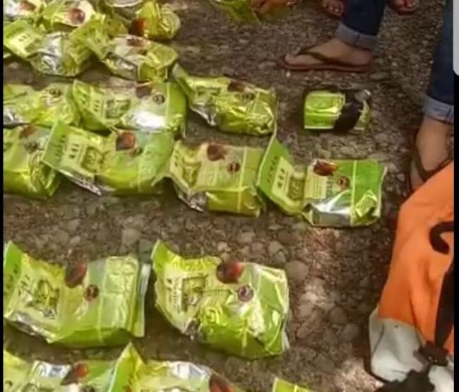 BNN Amankan 40 Kg Sabu asal Malaysia