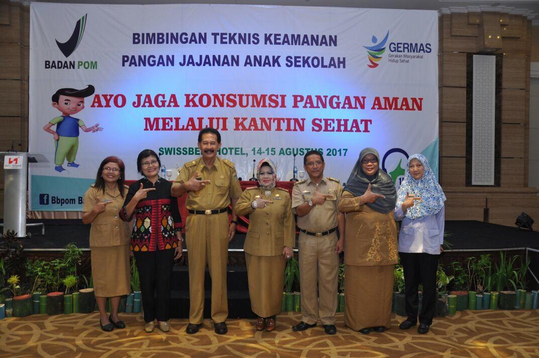 LAMPUNG POST | Pemprov Lampung Gandeng BPOM Awasi Jajanan Anak Sekolah