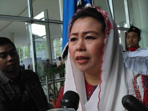 LAMPUNG POST | Yenny Wahid: Jokowi Harus Lebih Galak pada Anak Buah