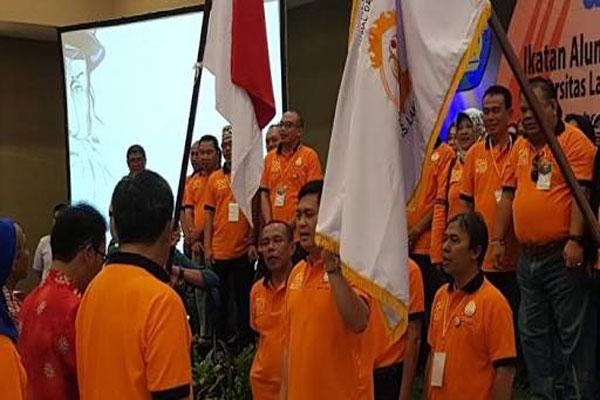 IKA FISIP Unila Gagas Seminar Visi-Misi Calon Kepala Daerah