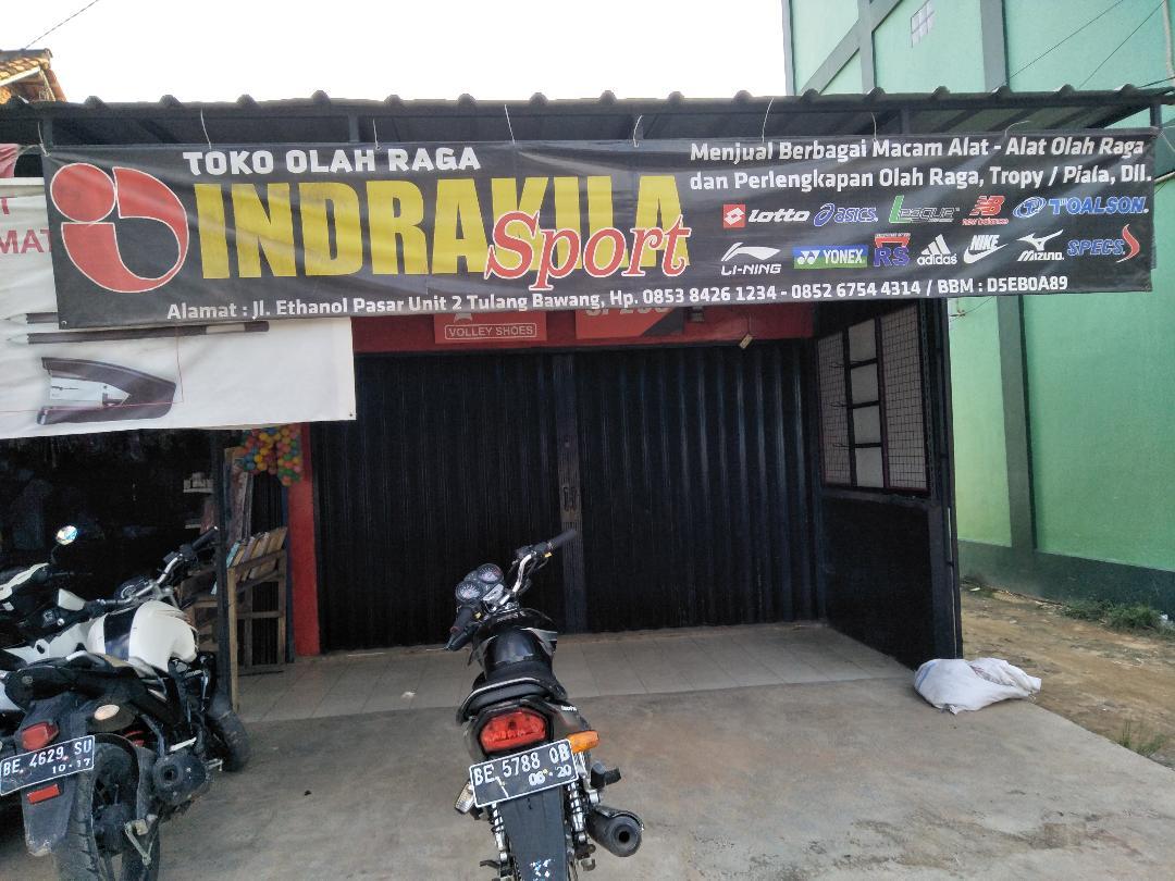 LAMPUNG POST | Toko Indrakila Sediakan Peralatan Olahraga Lengkap