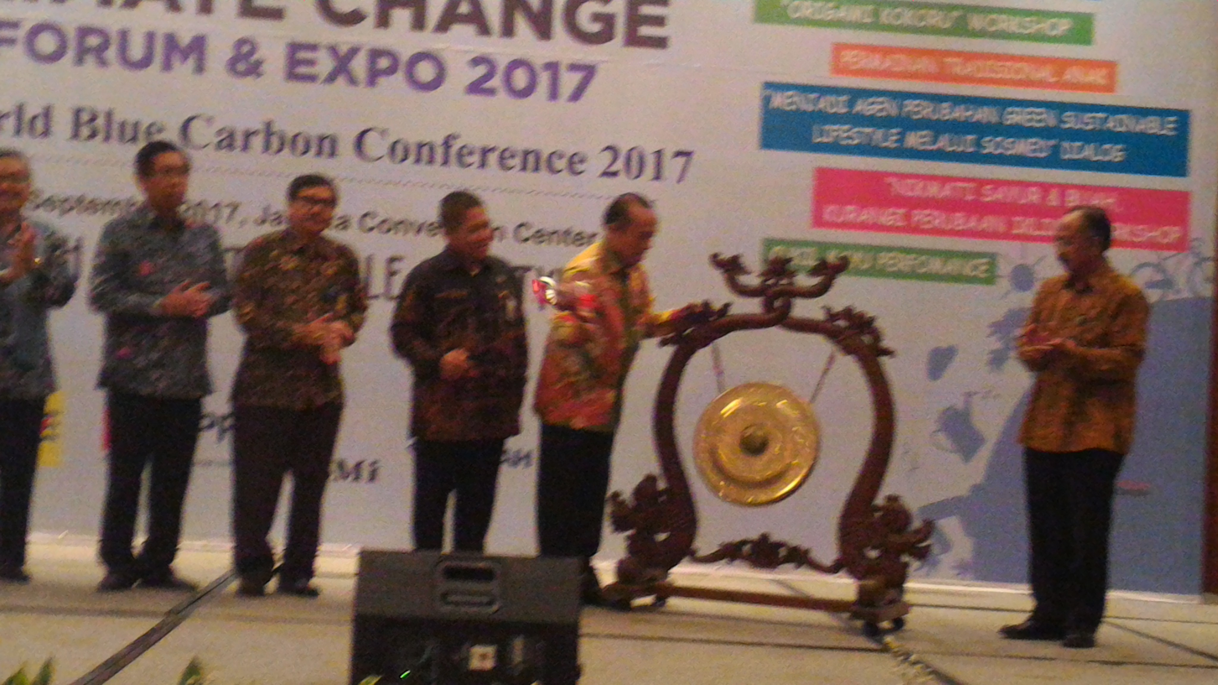 LAMPUNG POST | Indonesia Climate Change Forum & Expo Dibuka