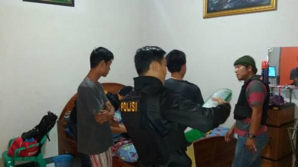 LAMPUNG POST | Operasi Antik, Polres Lampung Utara Tangani Belasan Kasus Narkoba