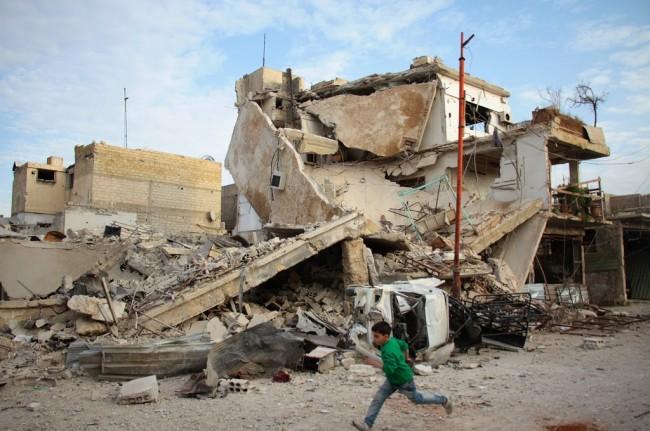 LAMPUNG POST | PBB Khawatir dengan Serangan Brutal Rezim Suriah