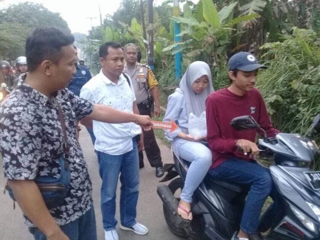 LAMPUNG POST | Dua Mahasiswa di Tangerang Buang Bayi Hasil Hubungan Gelap