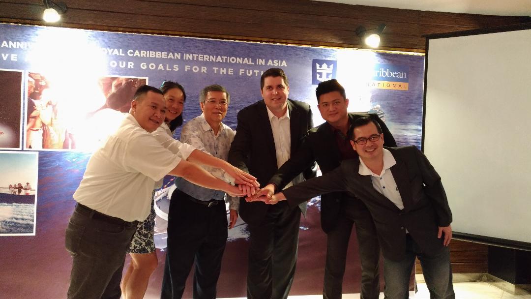 Kapal Pesiar Royal Carribean segera Beroperasi di Indonesia