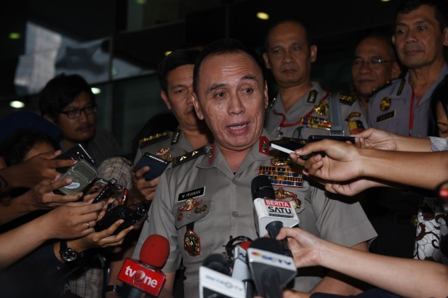 LAMPUNG POST | 'Kapten' Rampok Daan Mogot Berpindah-pindah Persembunyian