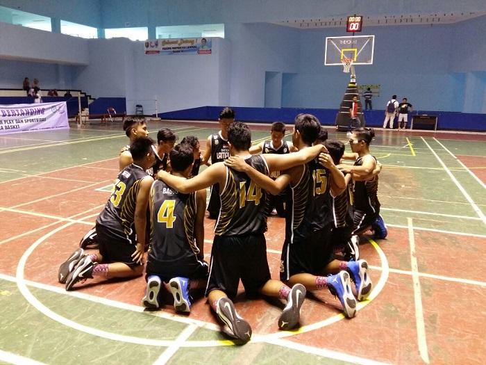 LAMPUNG POST | Tim Basket Putra-Putri Bandar Lampung Melaju ke Semi Final