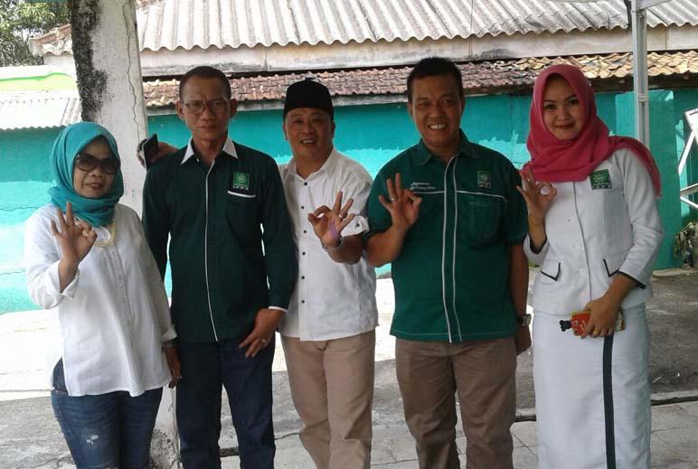 Tim Pemenangan Oce Ok Mantapkan Konsolidasi