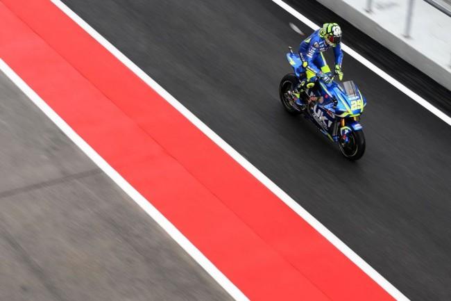 LAMPUNG POST   Iannone Tercepat pada Sesi Latihan Bebas Pertama MotoGP Valencia