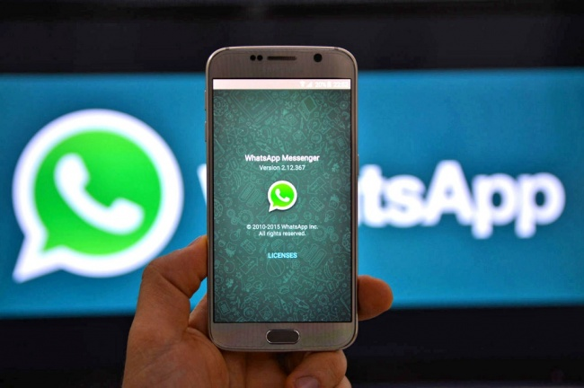 LAMPUNG POST   Waspada, Ada Penipuan Model Baru di WhatsApp