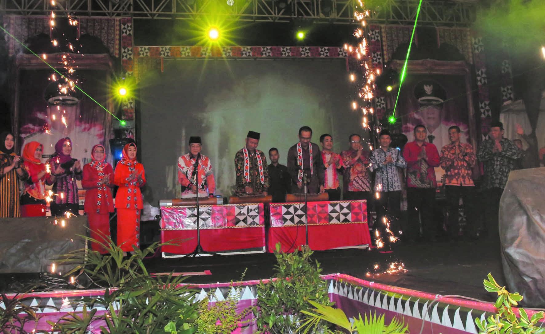 Festival Sekala Bkhak IV dan Liwa Fair Ajang Promosi Wisata dan Budaya