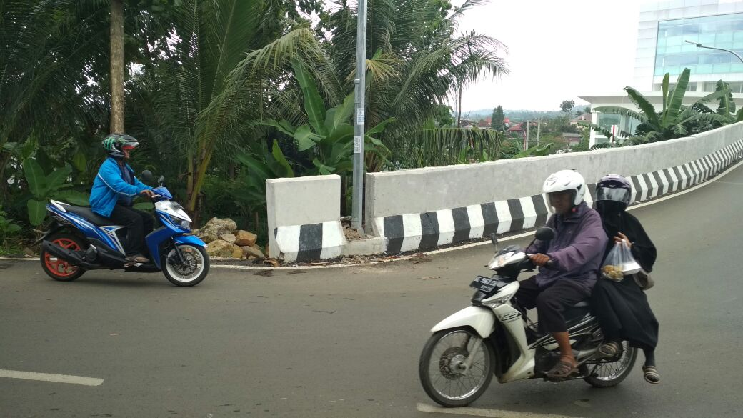 LAMPUNG POST | Dishub Bandar Lampung Sebut Pihaknya bukan Bagian dari Forum Lalu Lintas Fly Over