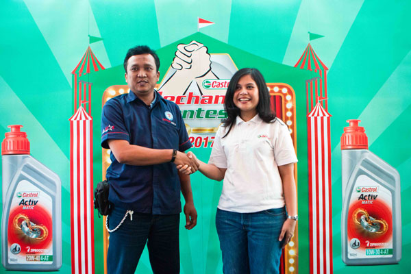 LAMPUNG POST | Seri Final Castrol Mechanic Contest 2017