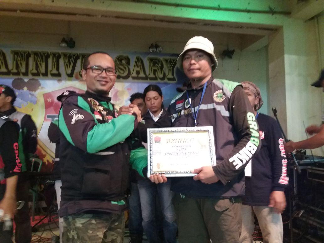 LAMPUNG POST | Driver Online Lampung Sambangi Jakarta