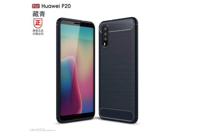 Huawei P20 Bakal Hadir dengan 3 Kamera?