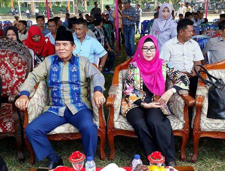 Fauzan Syaie Deklarasikan Dukungan ke Paslon Desa