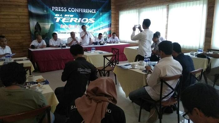 LAMPUNG POST | Daihatsu Kenalkan All New Terios di Lampung