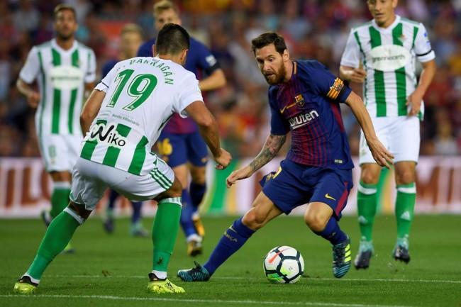 LAMPUNG POST | Barcelona Sebut Kontrak Baru Messi hanya Masalah Waktu