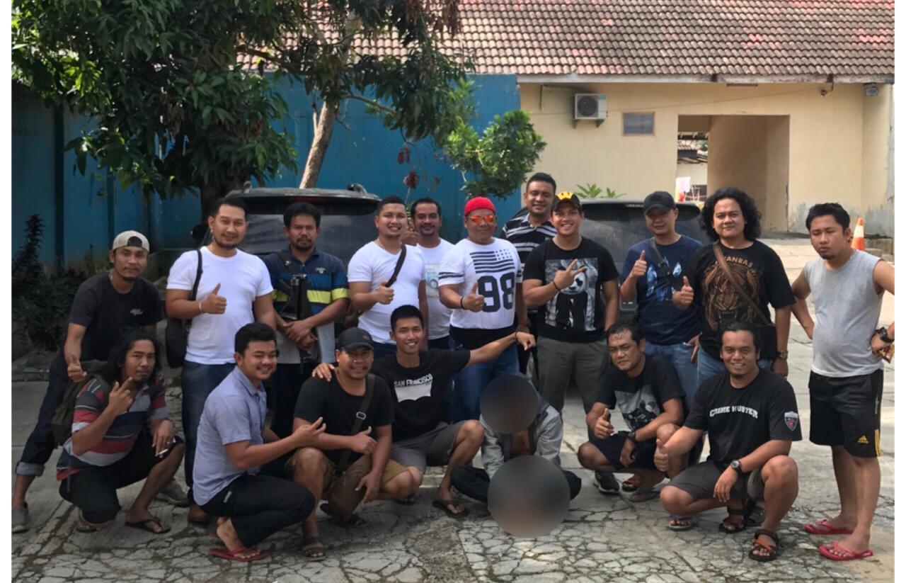 LAMPUNG POST | DPO Dobrak Rumah Riau, Dibekuk Polda Lampung