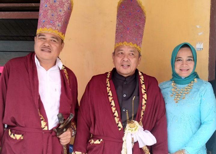 LAMPUNG POST   Arinal Dapat Gelar Suttan Dalem Tanjar Migo dari Adat Lampung Abung