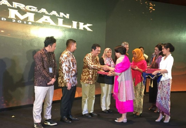 LAMPUNG POST | Metro TV Kembali Diganjar Penghargaan Adam Malik dari Kemenlu