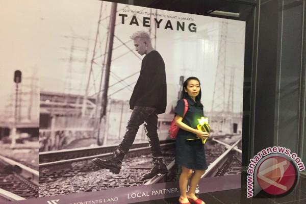 LAMPUNG POST | Taeyang Konser Solo di Jakarta Membawakan Lagi Bigbang