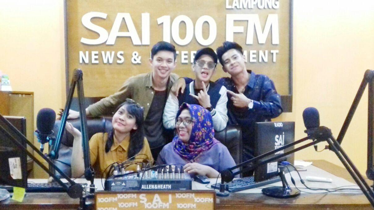 LAMPUNG POST | Prospek, Tiga Solois Muda Promosi Single-nya di Lampung