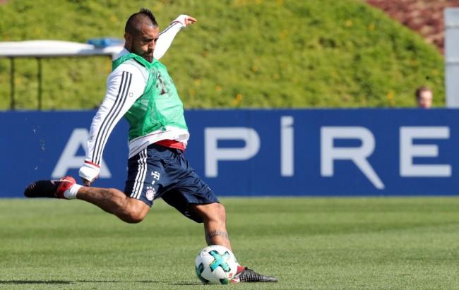 Vidal Enggan Tanggapi Rumor Ketertarikan Chelsea