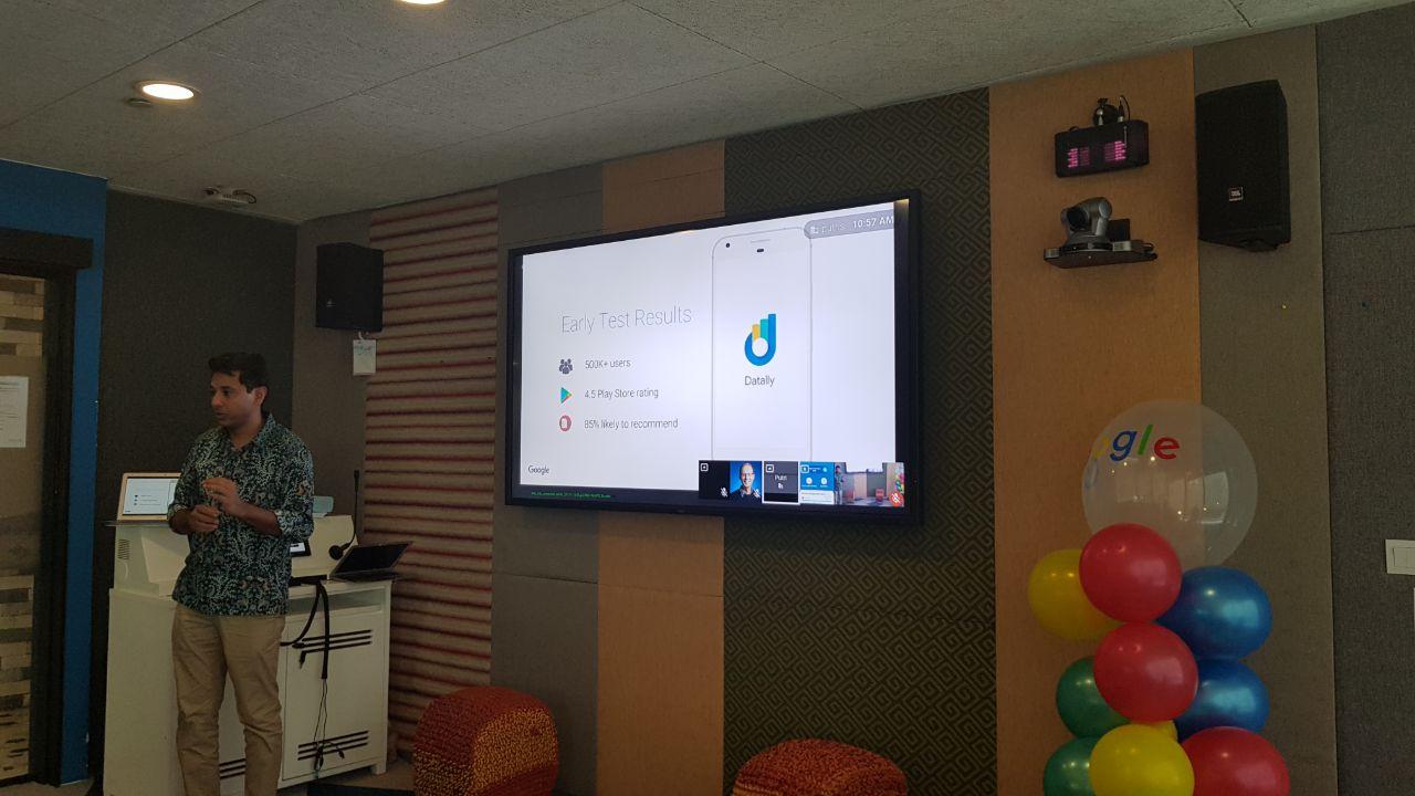 Google Luncurkan Aplikasi Penghemat Kuota