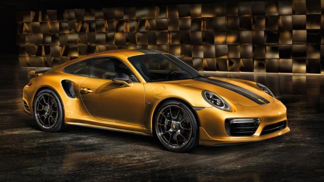 LAMPUNG POST | Porsche Pamerkan 911 Versi Jalan Raya, Tercepat dan Terkuat