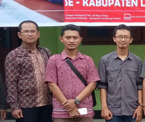 LAMPUNG POST | Kepala DPMD Lampung Selatan Mangkir dari Panggilan Panwaslu