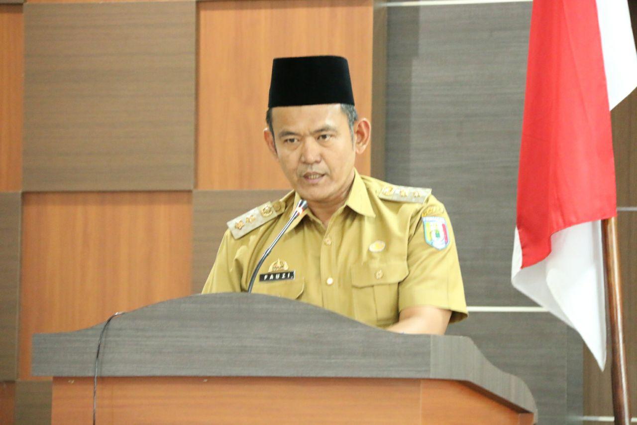 Wakil Bupati Pringsewu Buka Orientasi RKPD 2019