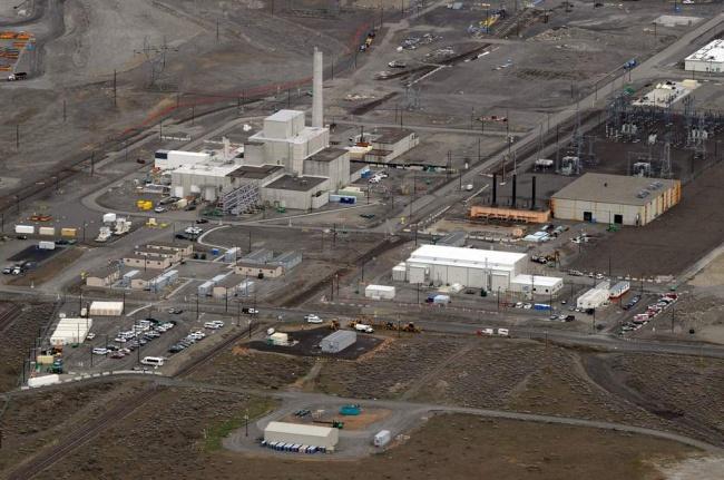 LAMPUNG POST | Terowongan Roboh di Situs Nuklir AS, Tak Ada Kebocoran Radioaktif