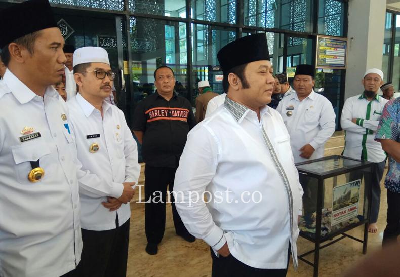 Dana Desa untuk Bangun Tiga Konstruksi Jalan di Lamsel