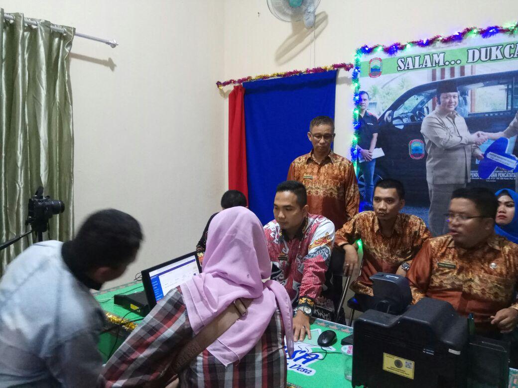 Anjungan Lampung Selatan Siapkan Pelayanan Perekaman KTP-El