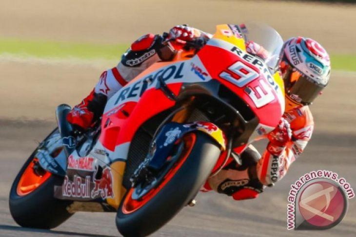 LAMPUNG POST   Marquez Juara Dunia MotoGP 2017