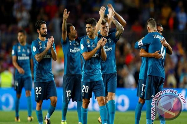 LAMPUNG POST | Real Madrid Juara Piala Super Setelah Membungkam Barca 2-0