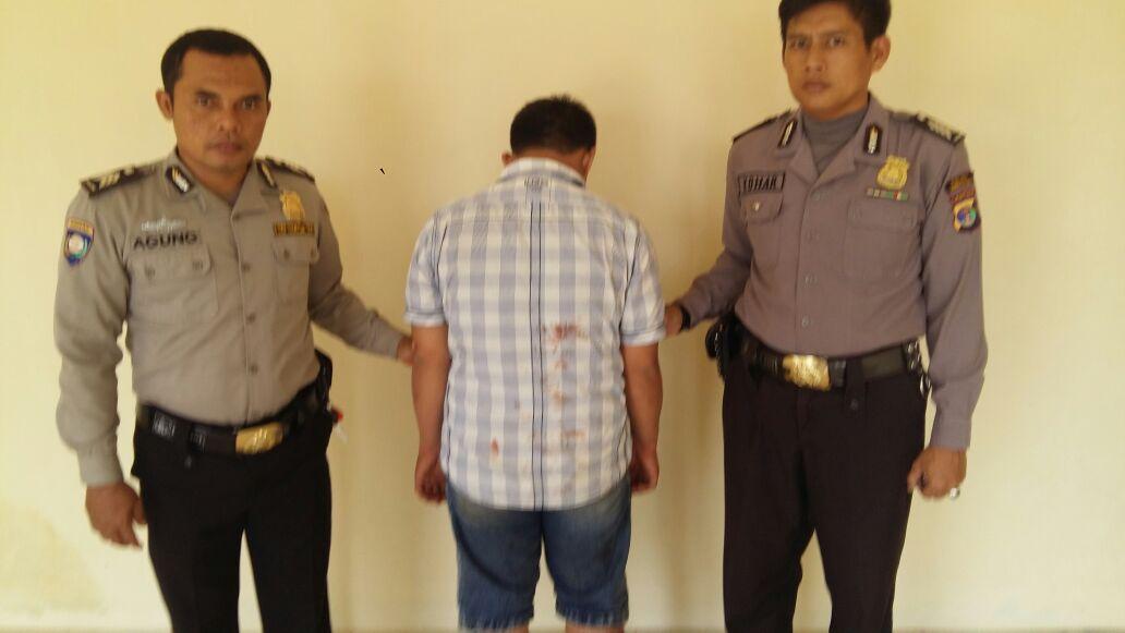 Mengaku Polisi, Pemuda Ini Bawa Kabur Motor