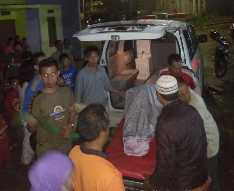 LAMPUNG POST   Diduga Sakit, Pria Ditemukan Tak Bernyawa di Rumahnya