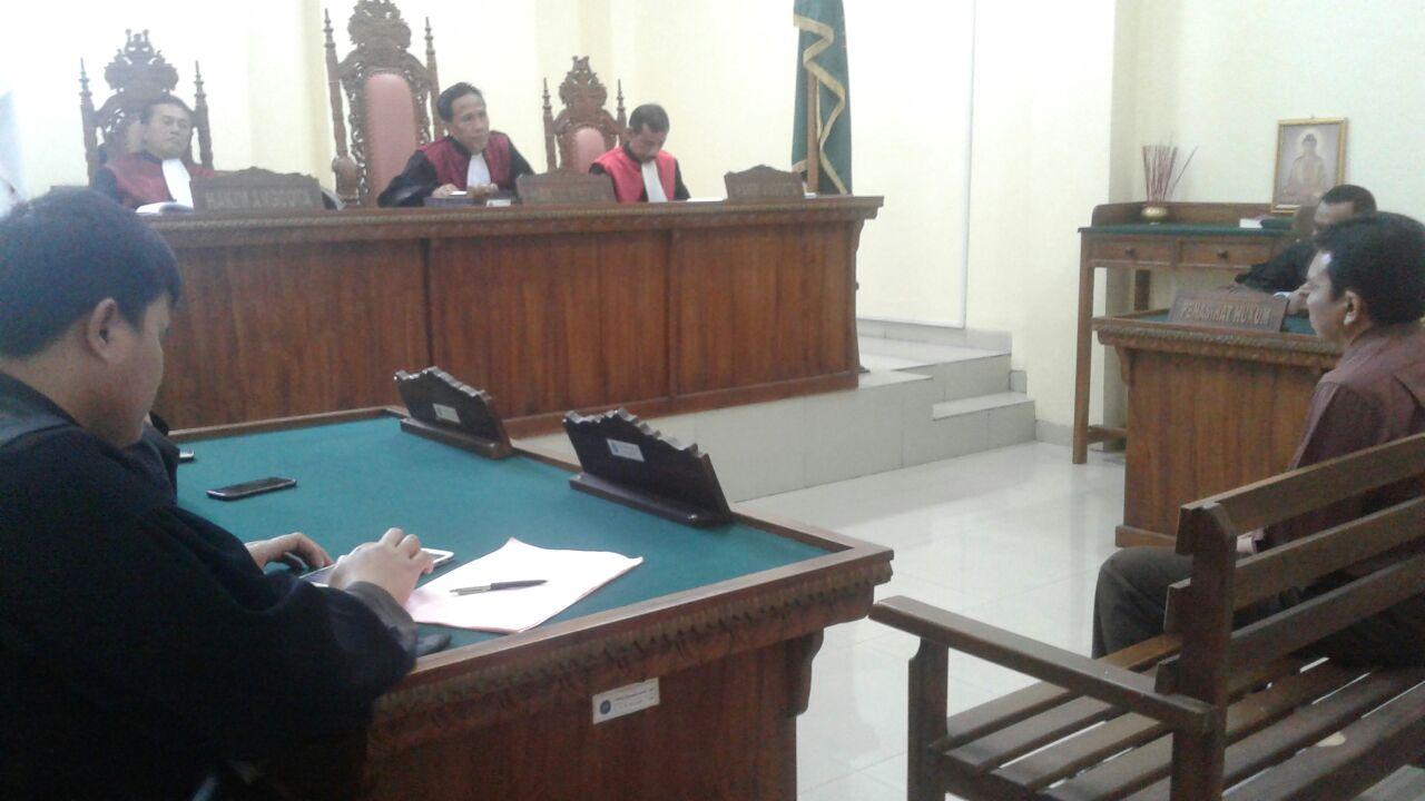 LAMPUNG POST   Korupsi Pengadaan Tower, Mantan Kadis Kominfo Pringsewu Divonis Setahun