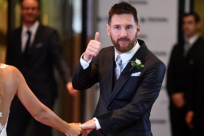 LAMPUNG POST   Ini Nilai Klausul Rilis Messi Jika Ditandatangani