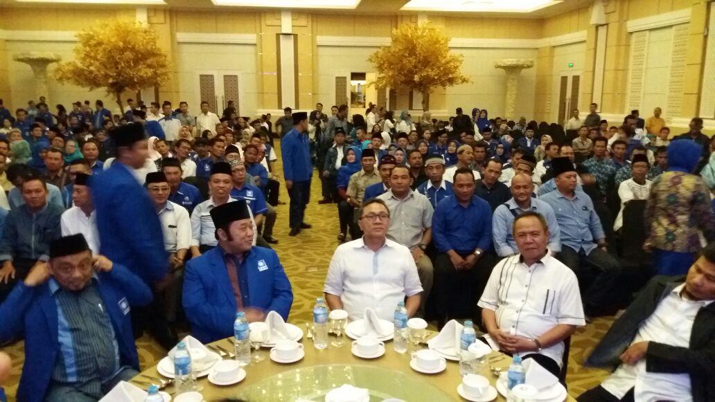 LAMPUNG POST | Bachtiar Basri Jabat Wakil Ketua Umum DPP PAN