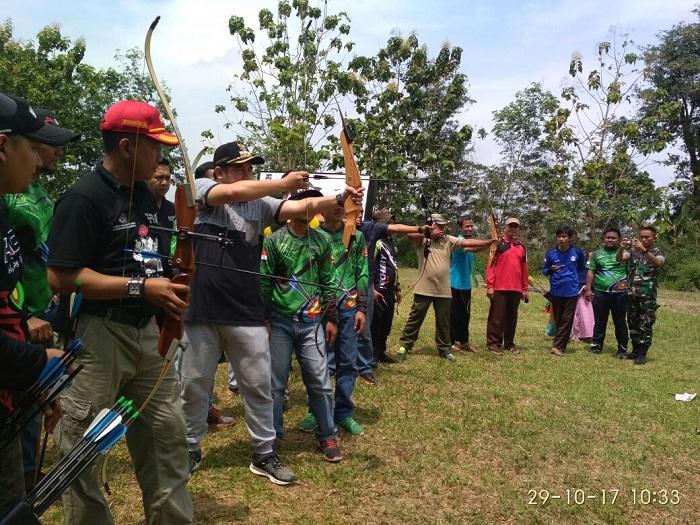 Atlet Perpani Diharapkan Harumkan Nama Kabupaten Pesawaran