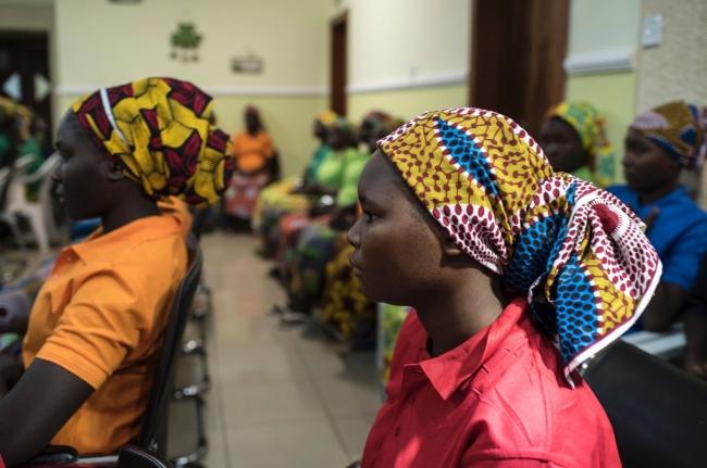 LAMPUNG POST | Remaja Putri yang Diculik Boko Haram Menolak Diselamatkan