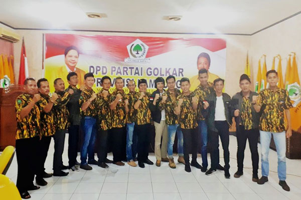 AMPG Lampung Siap Menangkan Arinal-Nunik