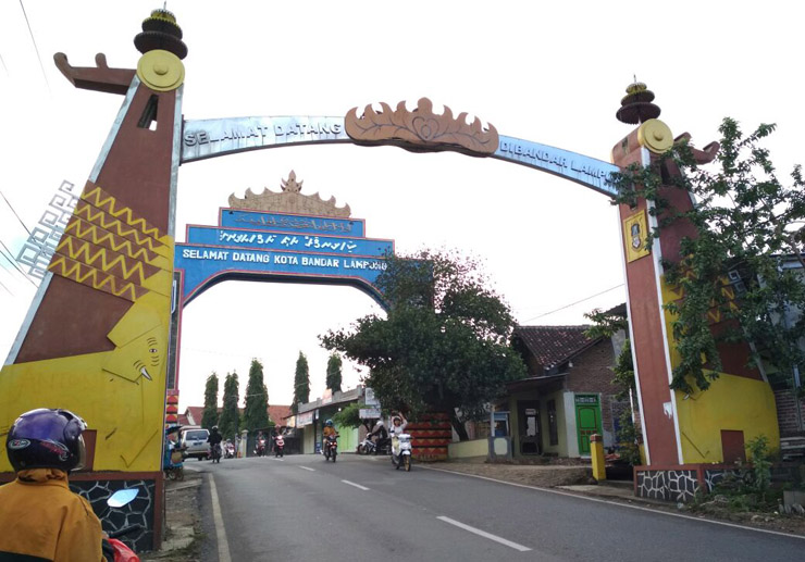 LAMPUNG POST   Dendi Minta Pemprov Tegas Soal Tapal Batas Pesawaran-Bandar Lampung