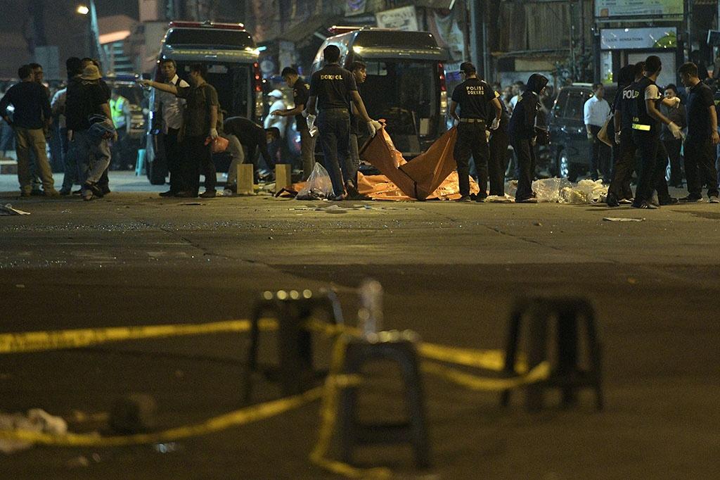 LAMPUNG POST | Berikut Data Korban Bom Kampung Melayu