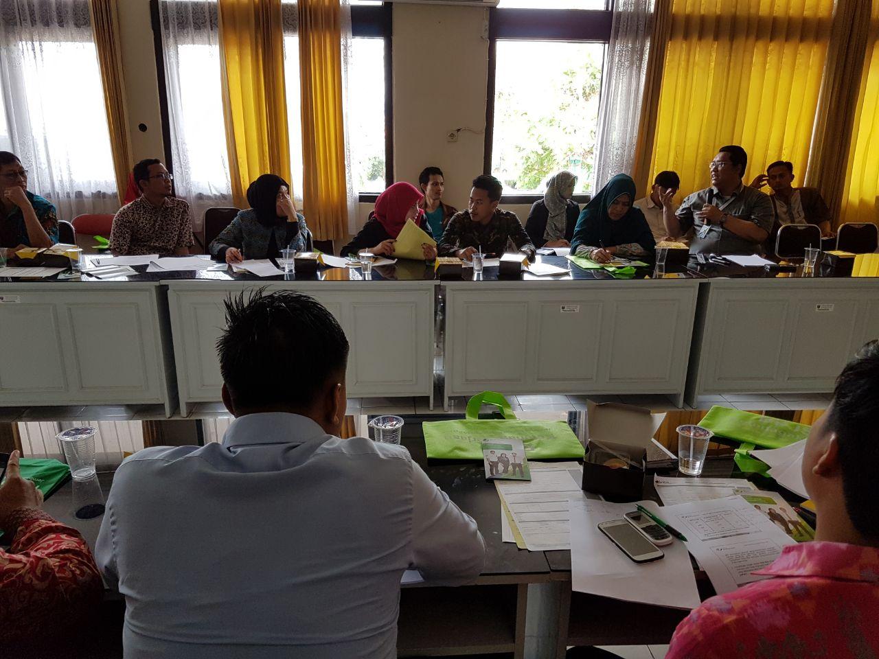Koperasi dan UMKM di Lampung Ikuti Sosialisasi Program Jaminan Sosial