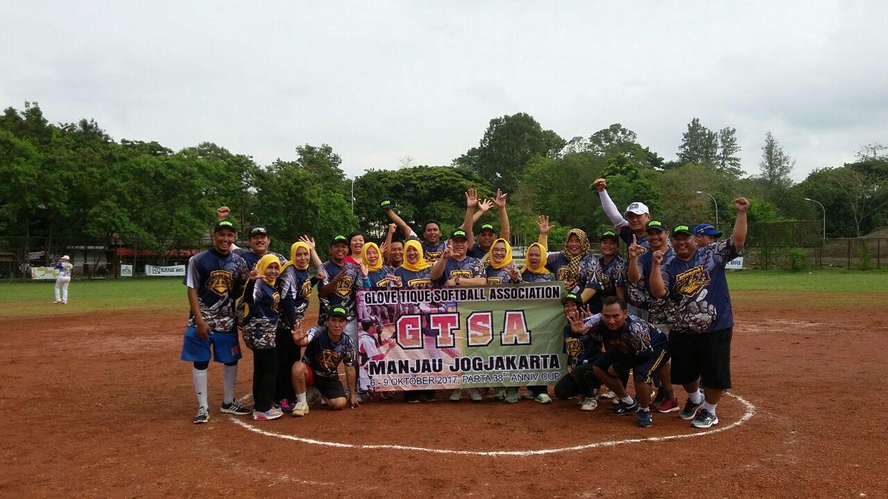 LAMPUNG POST | GTSA Lampung Ikuti  Turnamen Sofbol Partha Cup